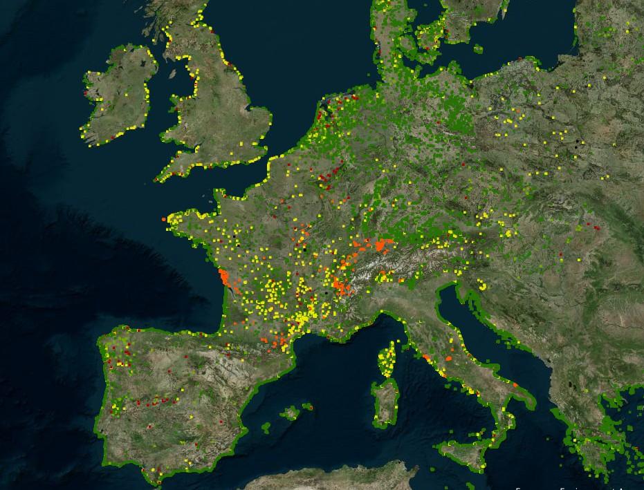 © Agence européenne pour l'environnement