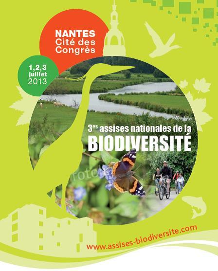 3e Assises nationales de la biodiversité à Nantes