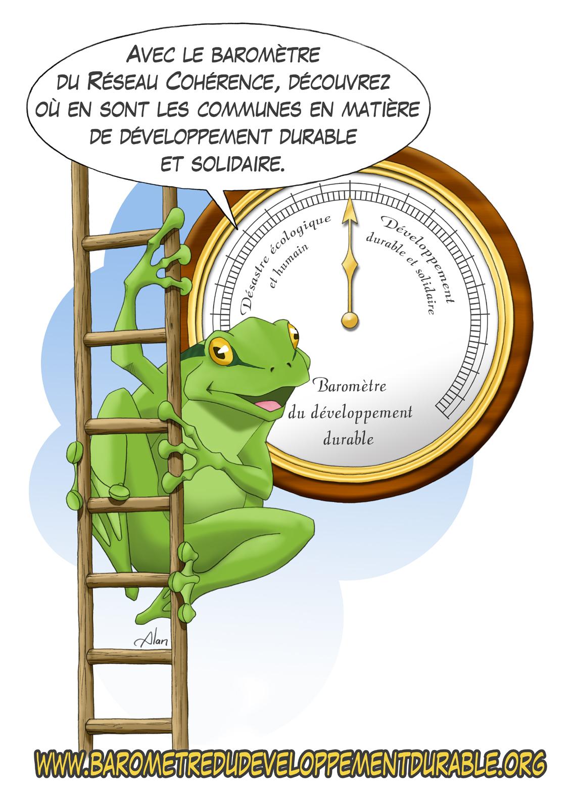 Le baromètre du développement durable (rediffusion)