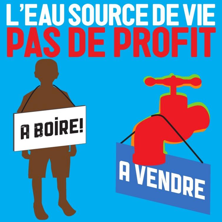 © Forum Alternatif Mondial de l'Eau