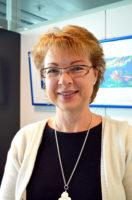 Isabelle Martin, directrice de relations institutionnelles chez Suez recyclage et valorisation