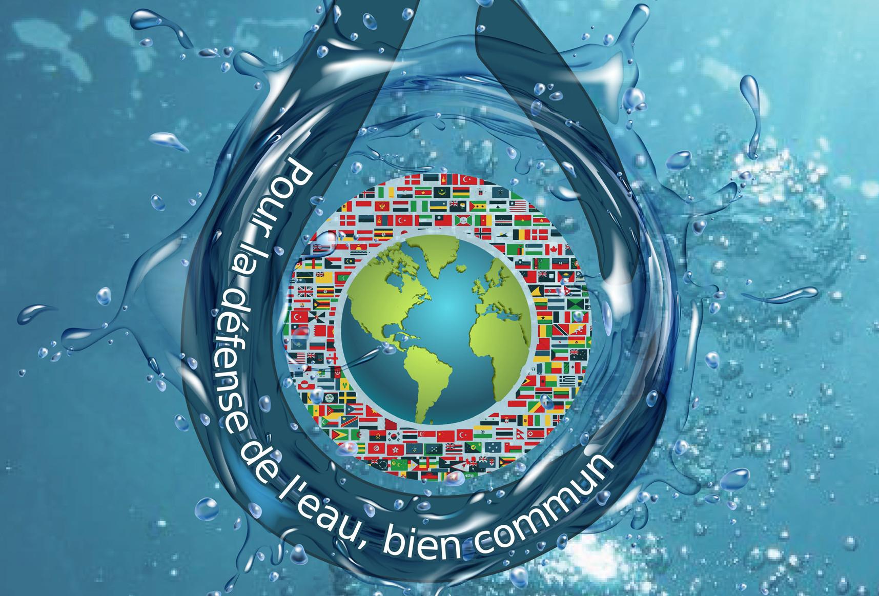 En France, «il y a encore une énorme bataille pour que le droit à l'eau soit reconnu»