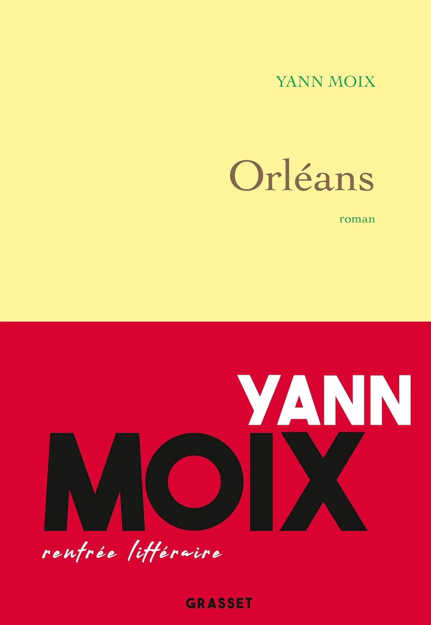 Orléans de Yann Moix